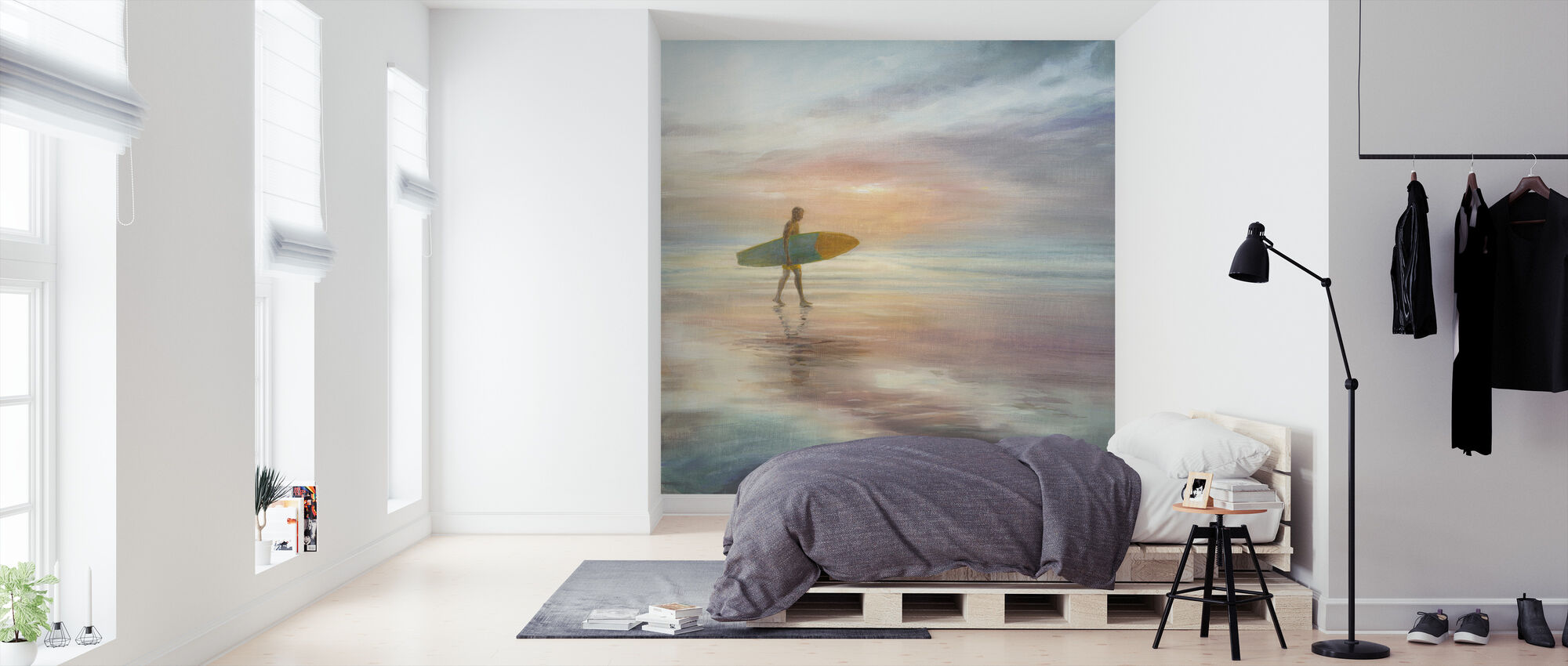 Surfside - Wallpaper - Bedroom