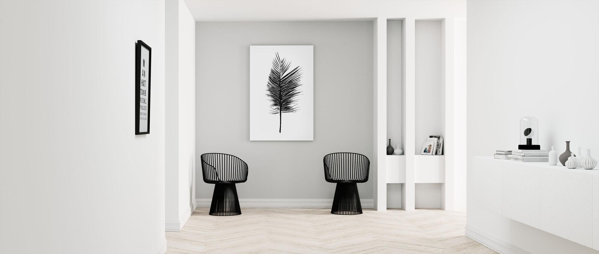 Abstract Leaf Obraz Na Płótnie Najwyższej Jakości Photowall