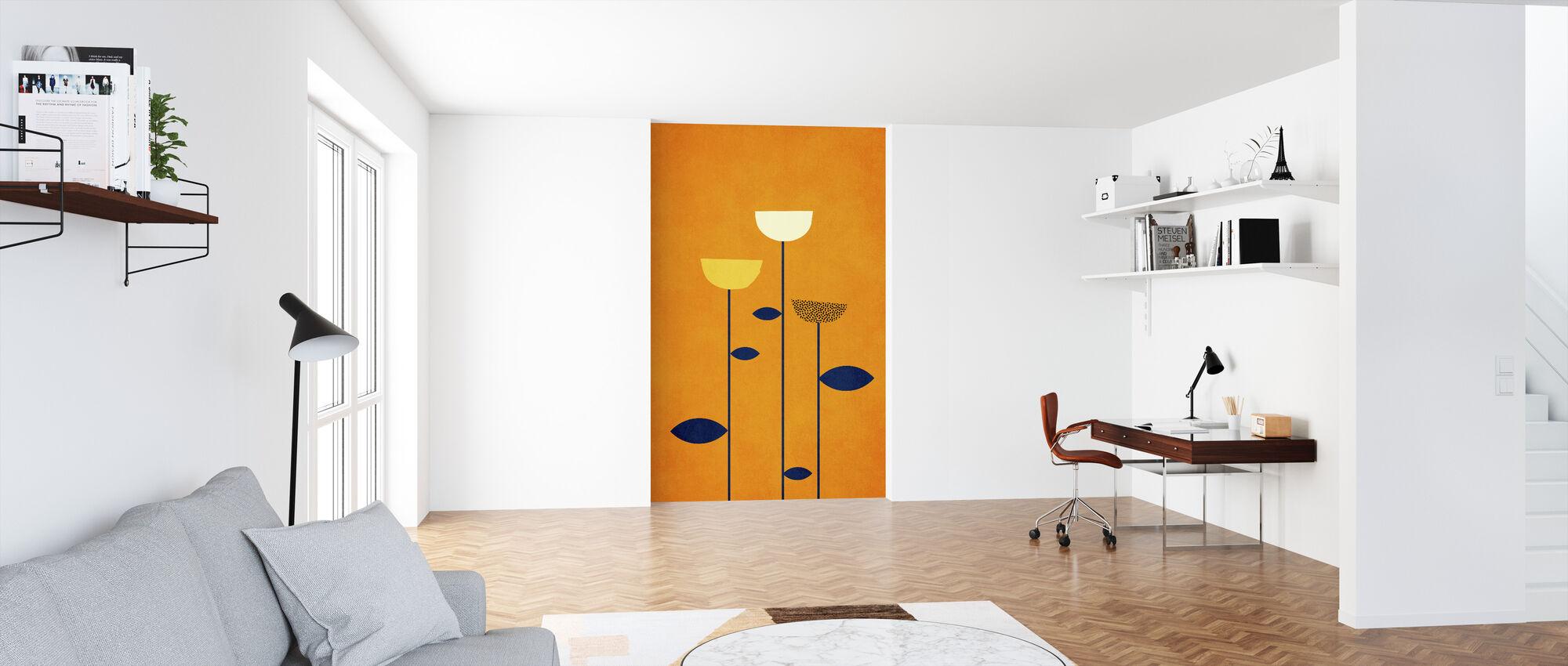 Little Family - Wallpaper - Office