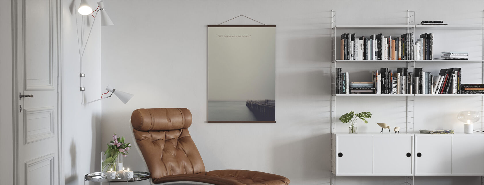 Memories and Dreams - Poster - Living Room