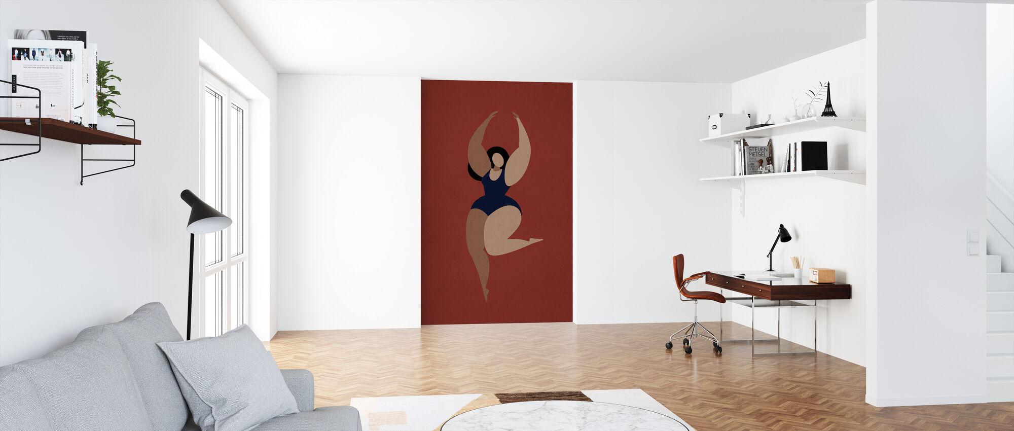 Prima Ballerina - Behang - Kantoor