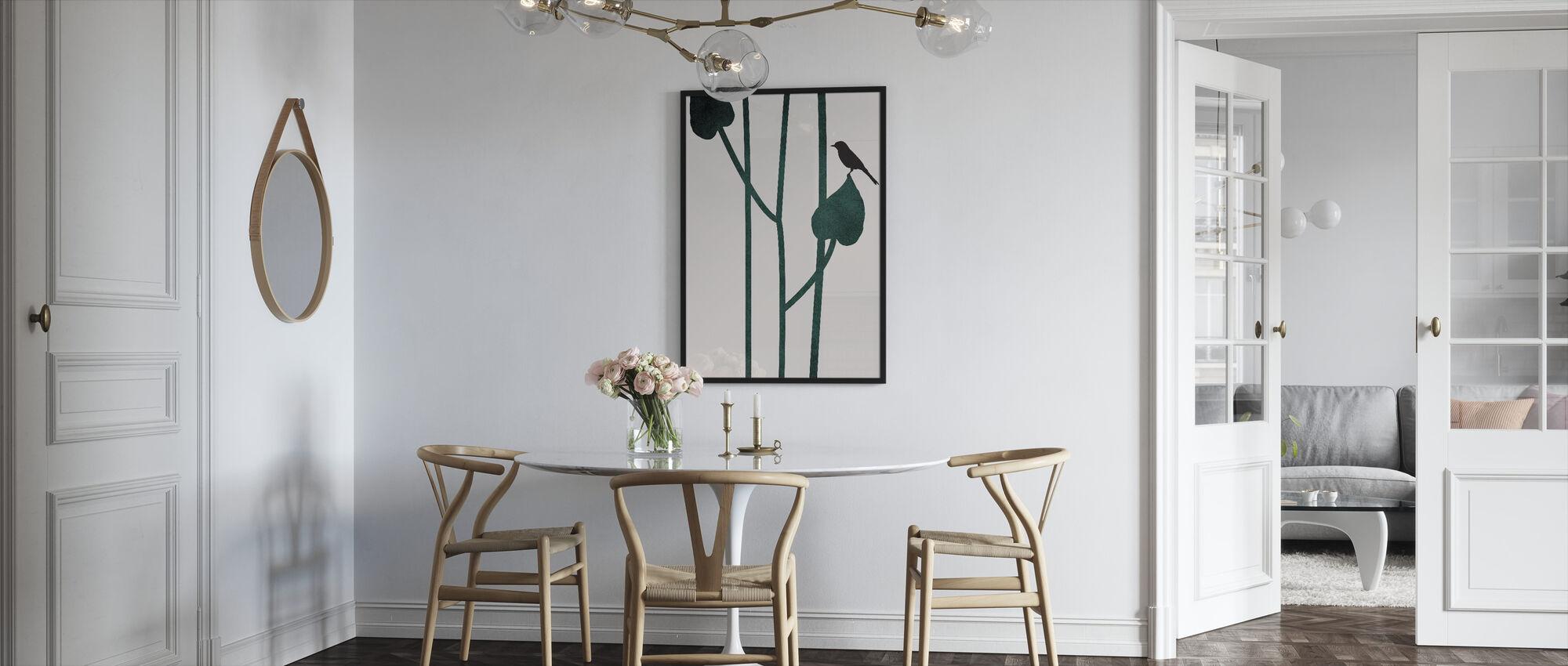 Bird - Framed print - Kitchen