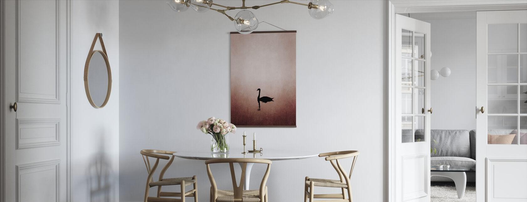 Lake - Poster - Kitchen