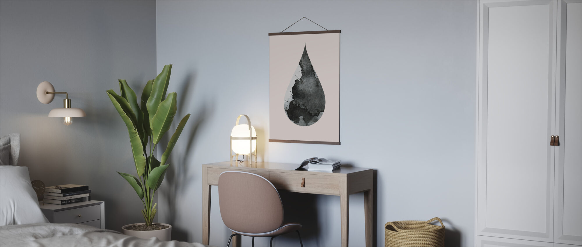 Drop No 4 - Poster - Office