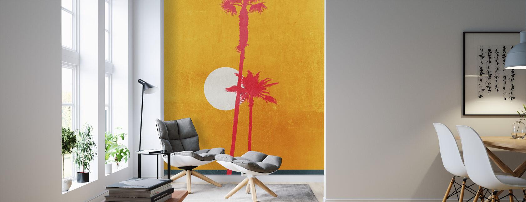 La Palma Sunshine - Wallpaper - Living Room