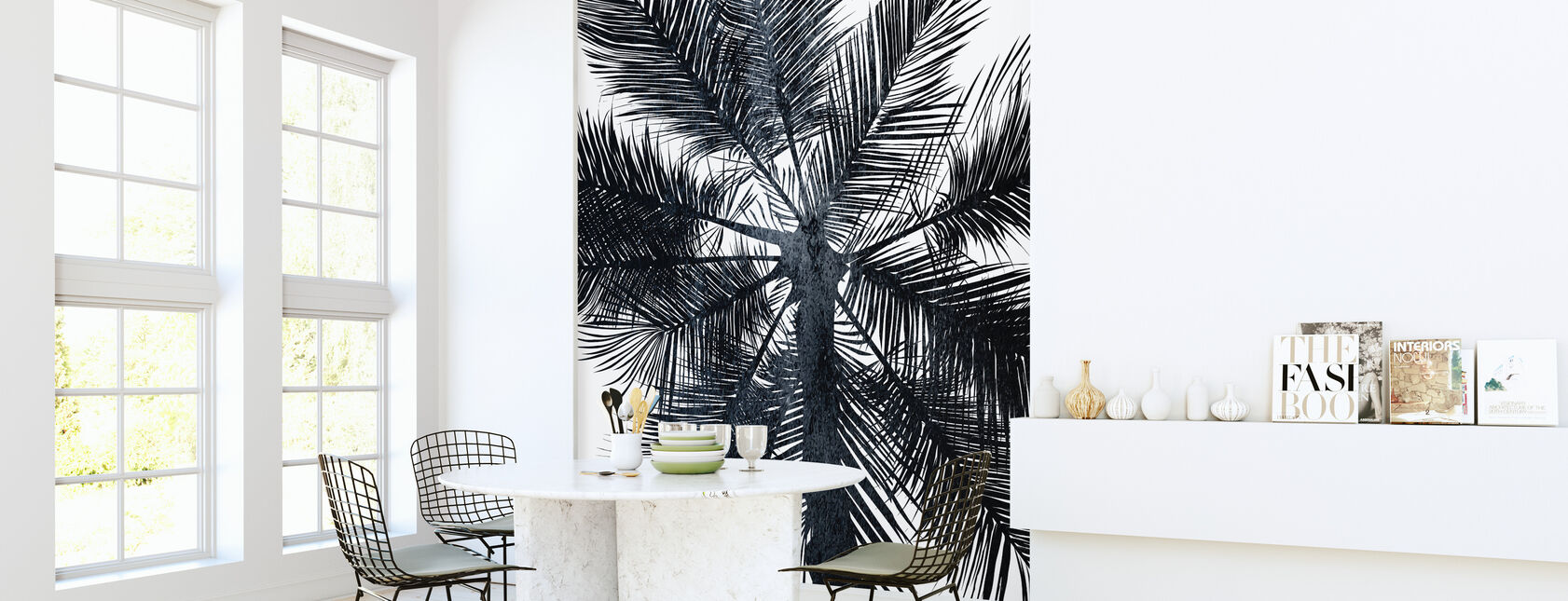 Miami Beach - Behang - Keuken