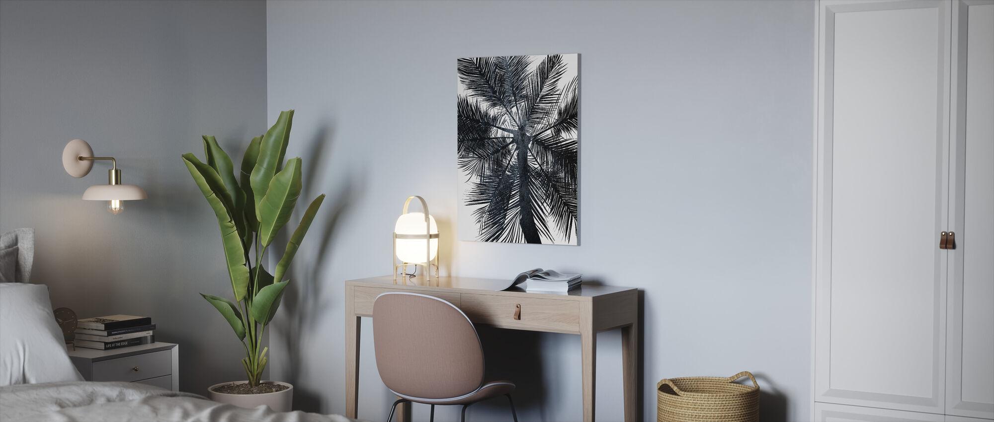Miami Beach - Canvas print - Office