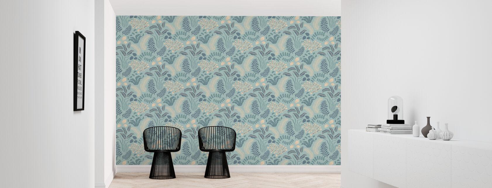 Sonja Blue - Wallpaper - Hallway