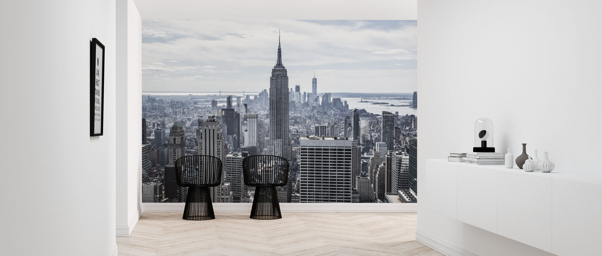 Empire State Building - Tapet - Hall