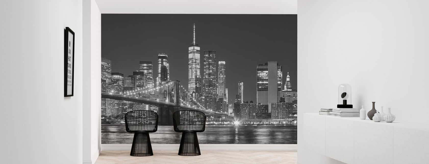 Manhattan Skyline - Tapetti - Aula