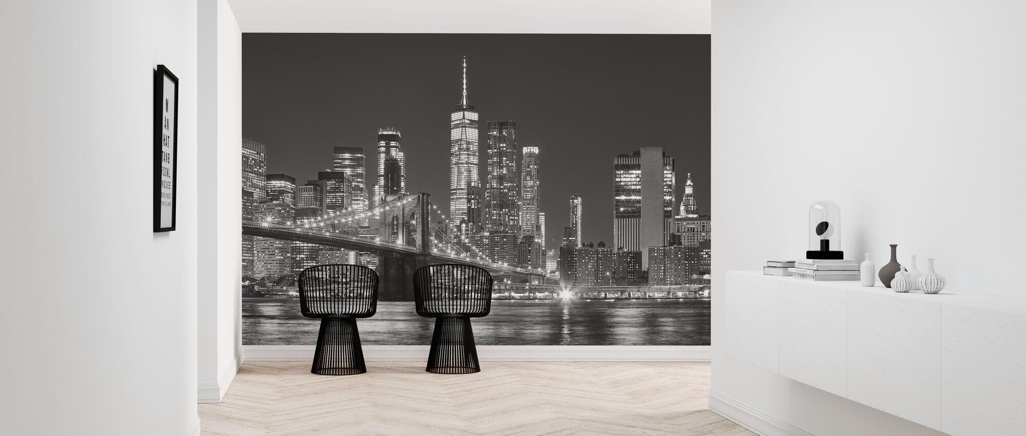 Manhattan Skyline - Tapetti - Aula
