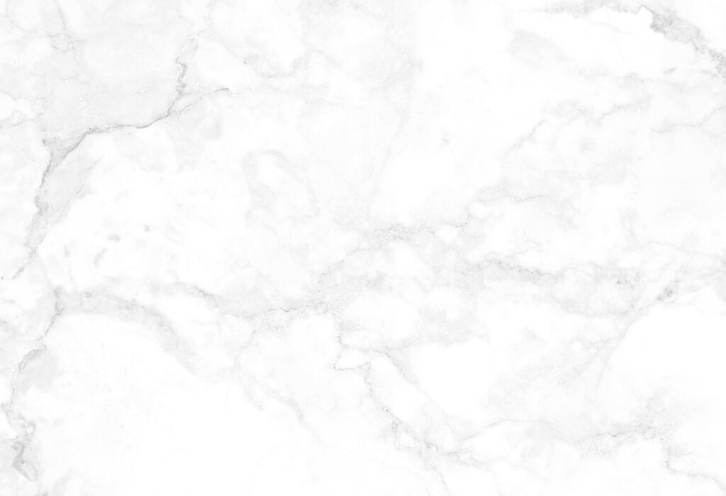 White Marble - made-to-measure wall mural - Photowall