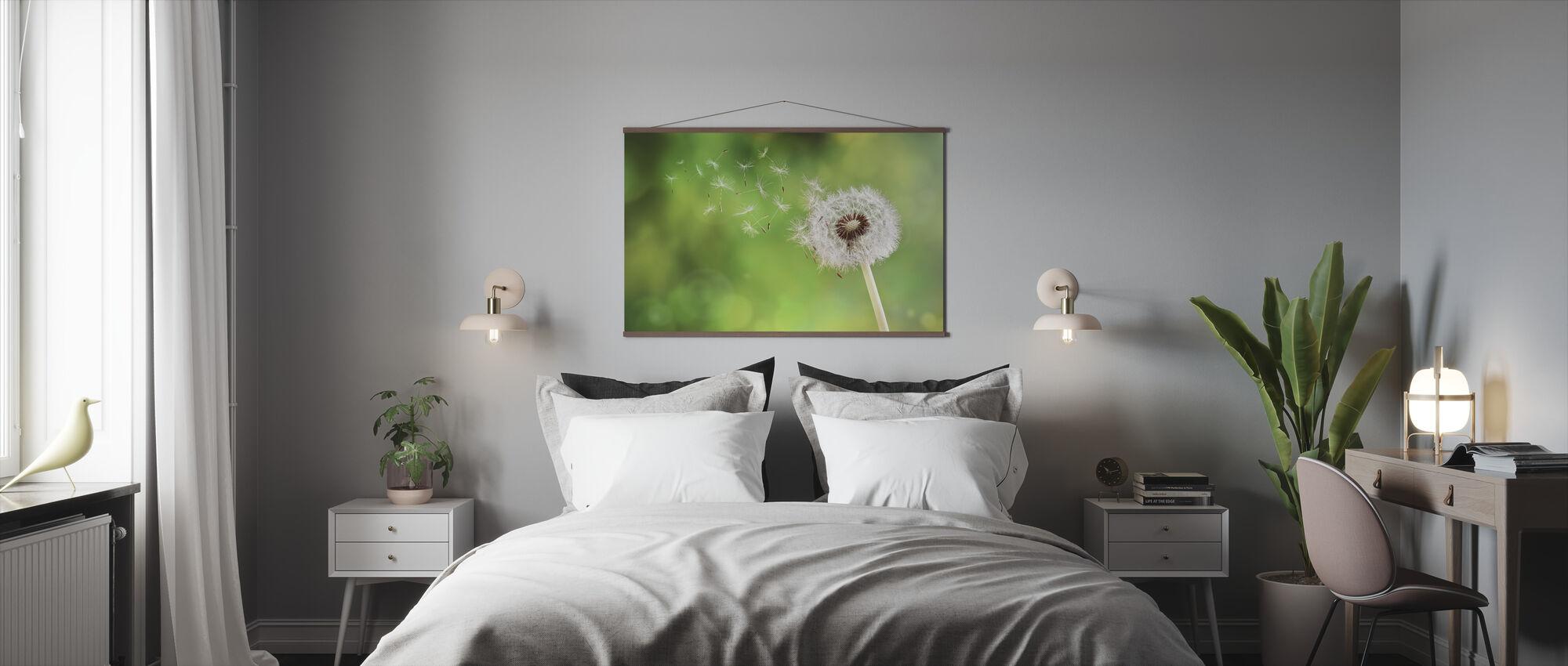 Dandelion - Poster - Bedroom
