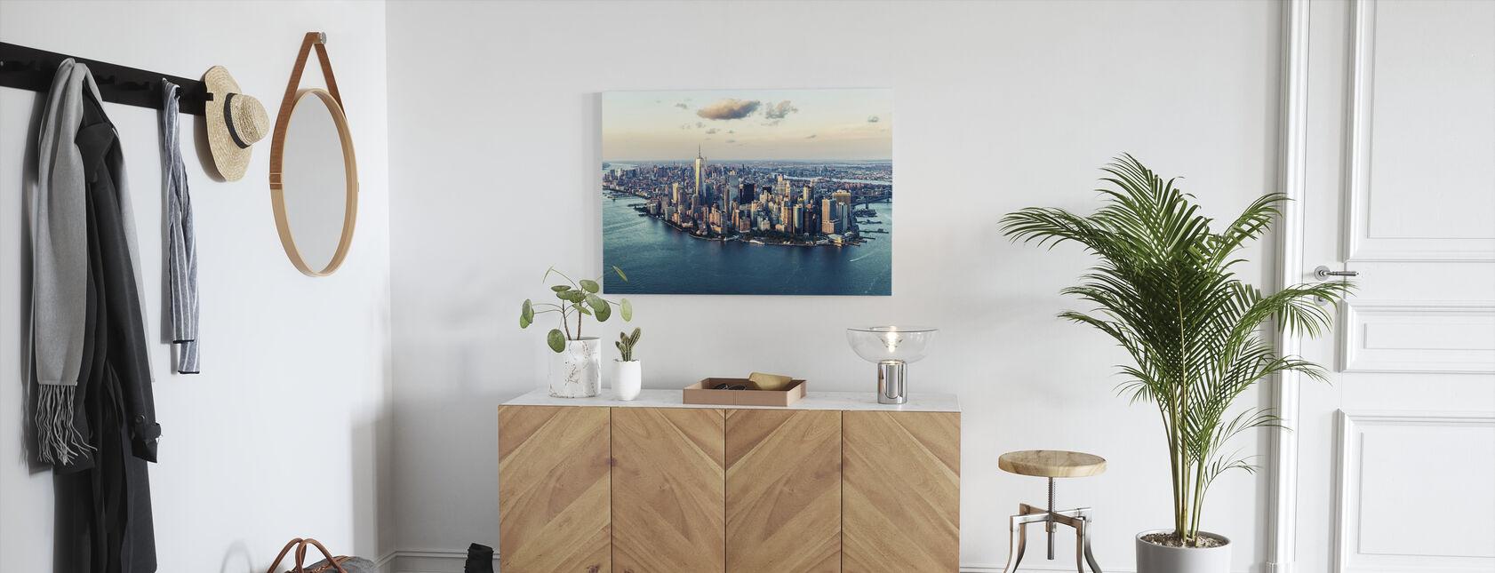 City of Dreams - Canvas print - Hallway