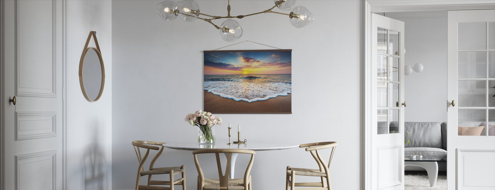 Sunrise and Dreams - Poster - Kitchen