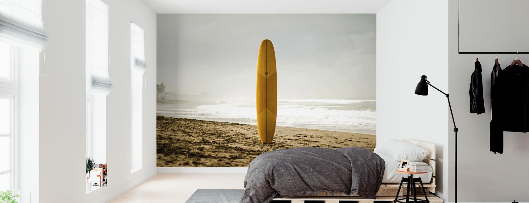 Surfboard - Wallpaper - Bedroom