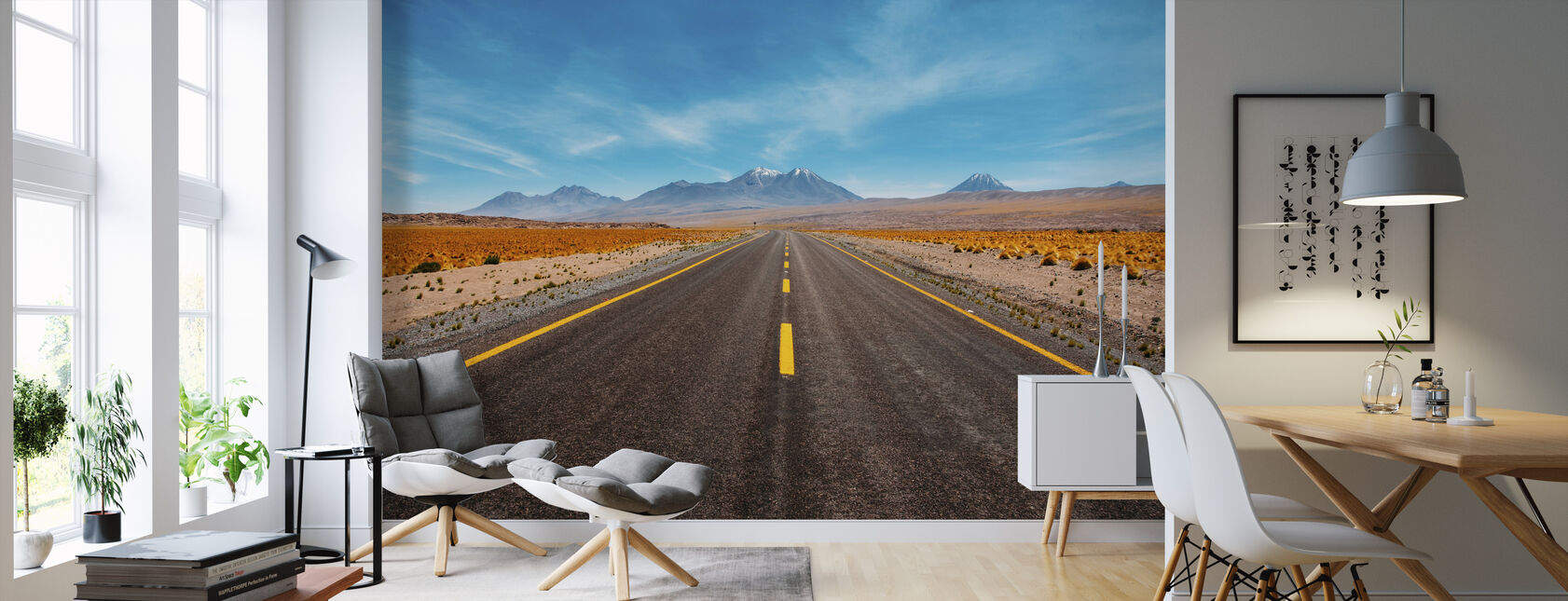 Desert Highway - Tapetti - Olohuone