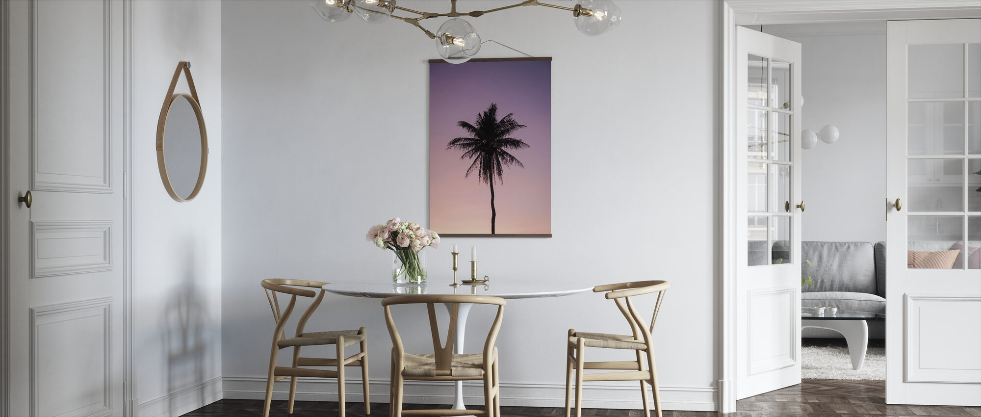 Palm Tree - Poster - Kitchen
