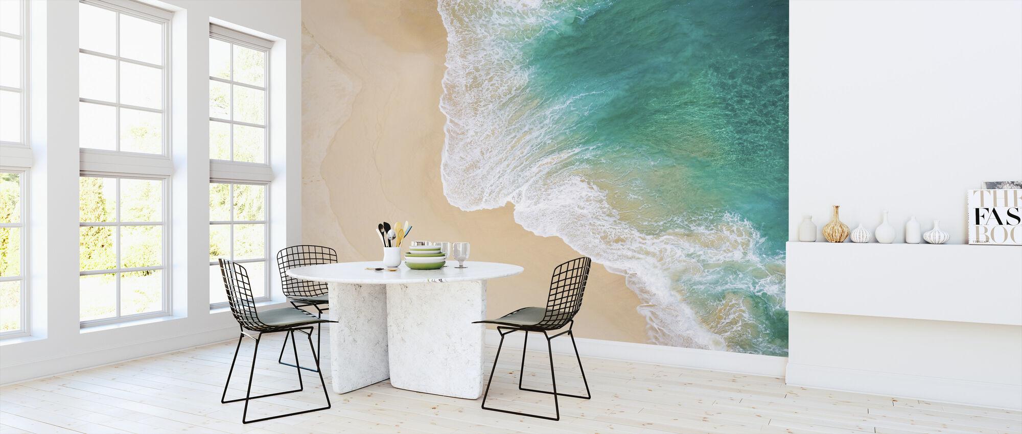 Ocean Blanket - Wallpaper - Kitchen