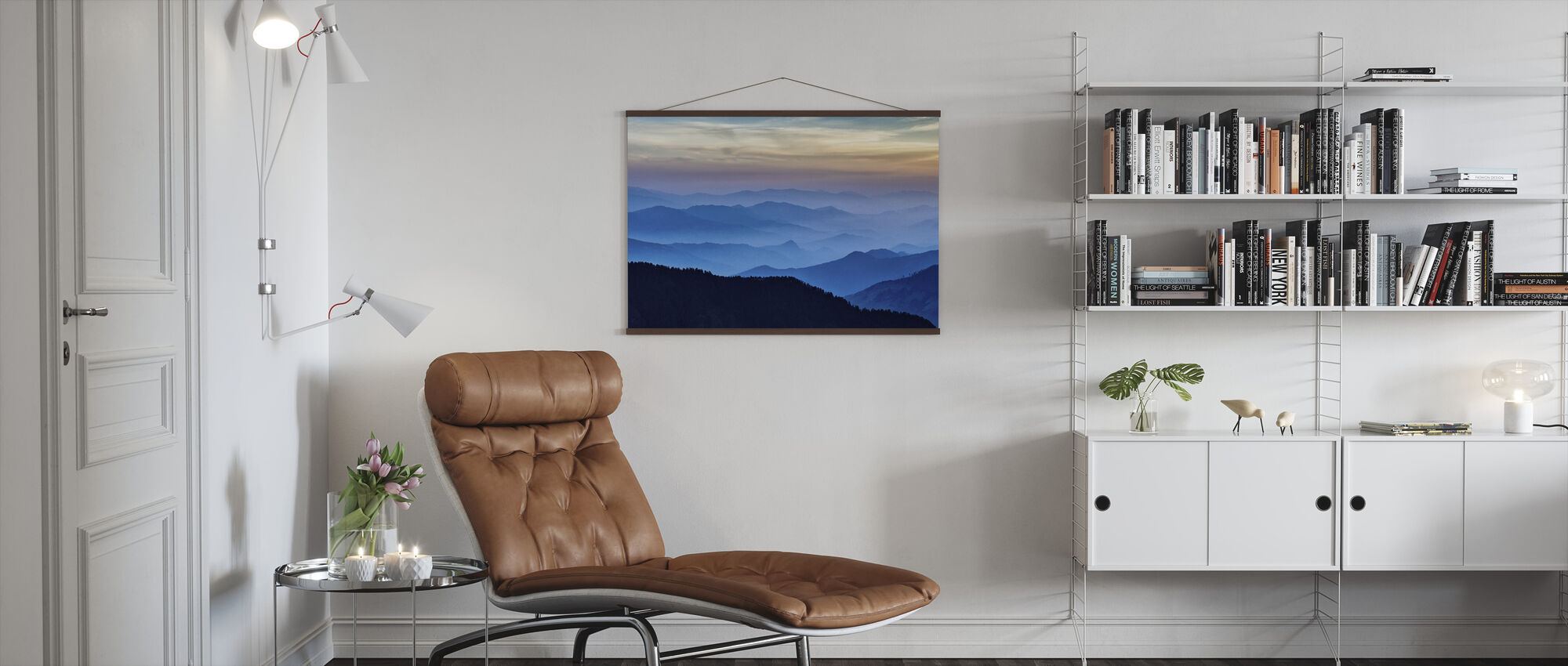 Rhythm of the Mountains - Poster - Living Room