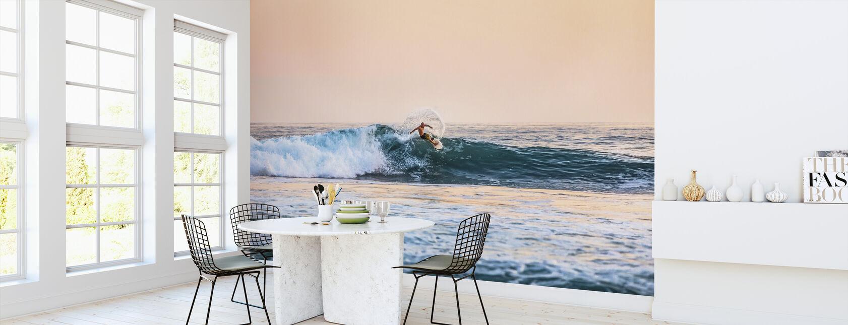 Surfen - Tapete - Küchen