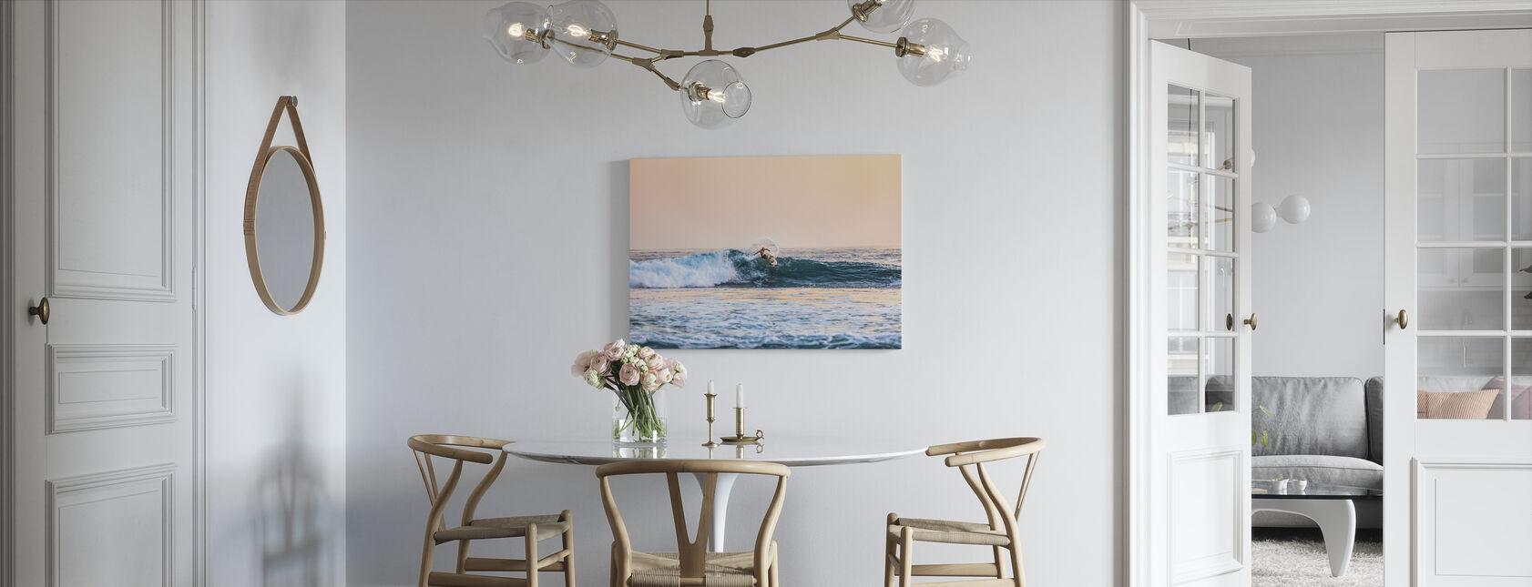 Surfen - Leinwandbild - Küchen