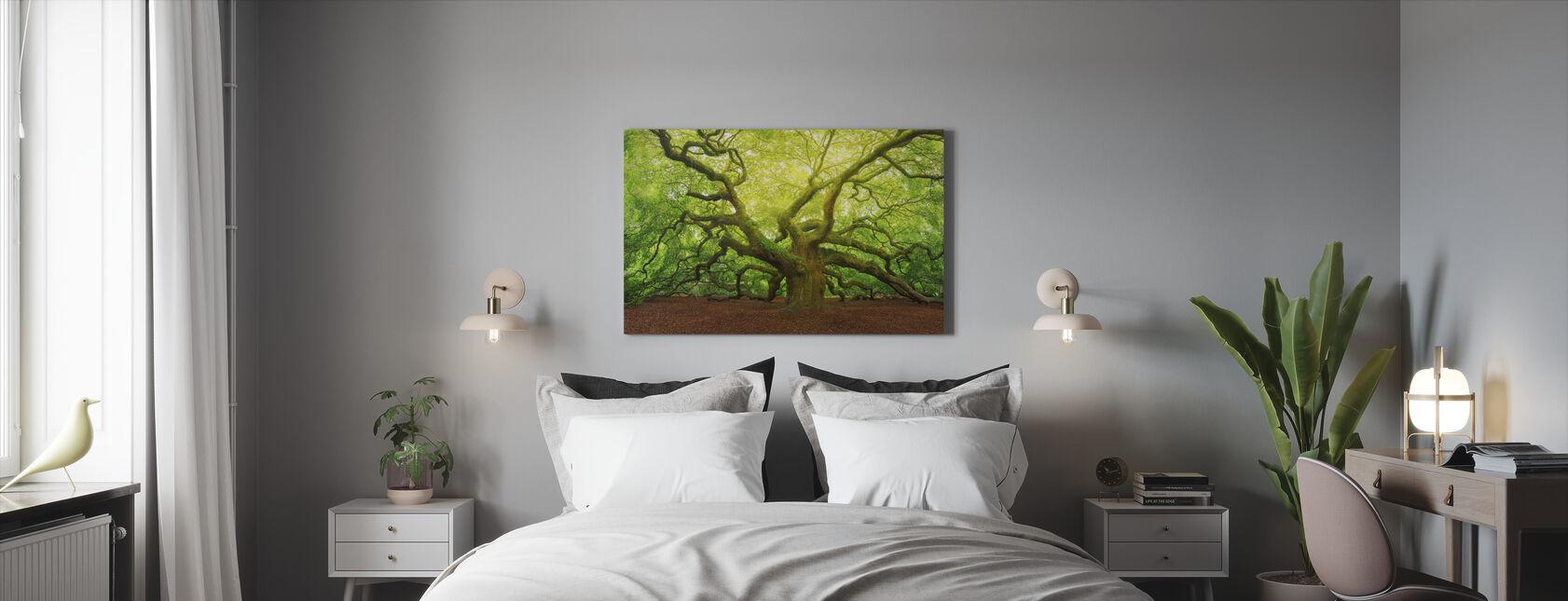 Angel Oak - Canvas print - Bedroom
