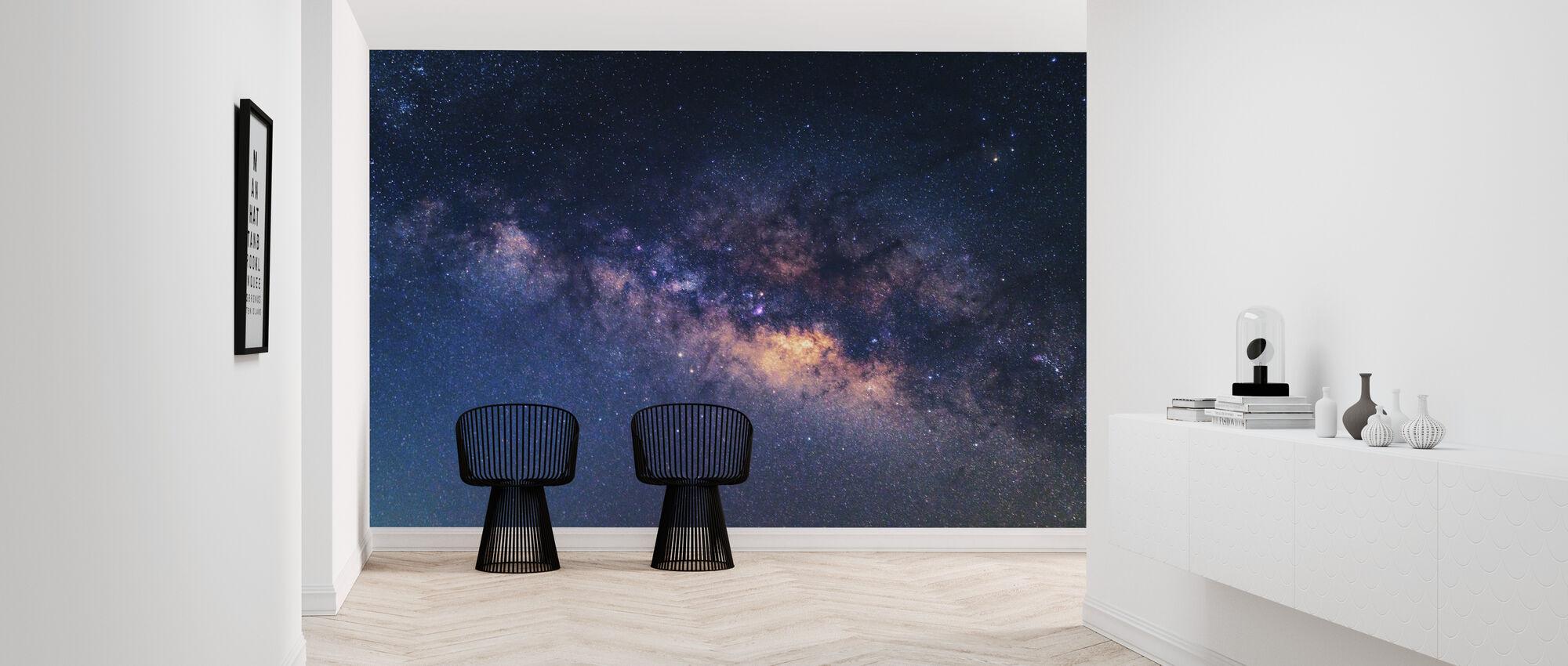 Galaxen - Tapet - Hall