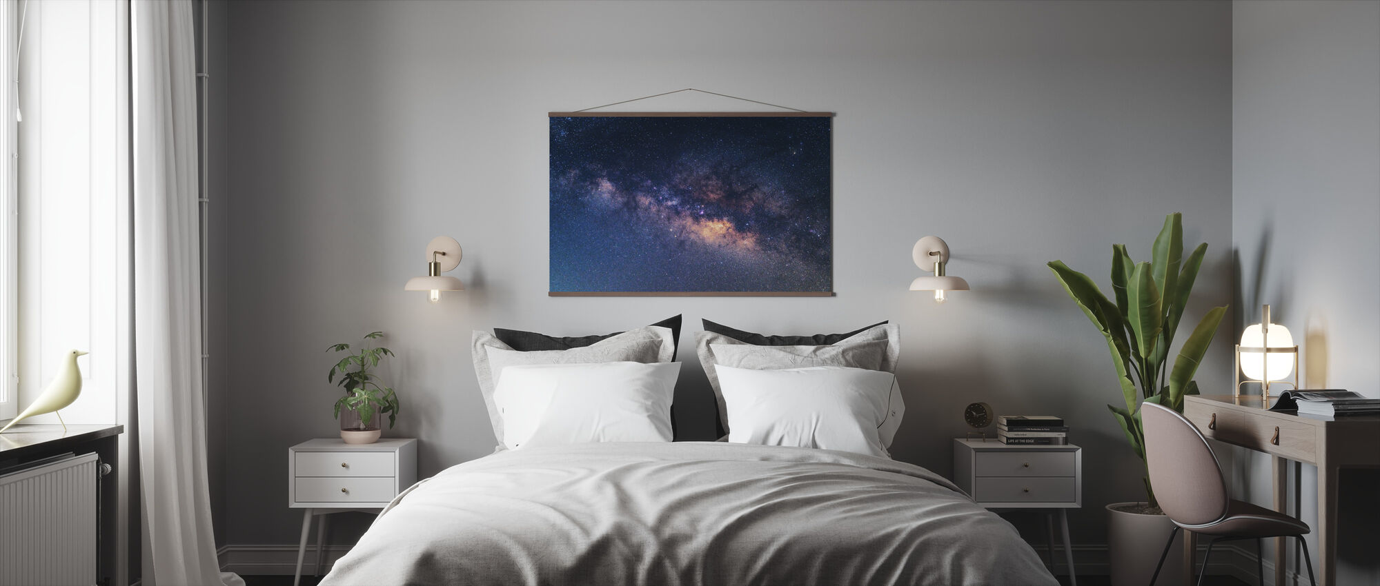 Galaxy - Poster - Bedroom