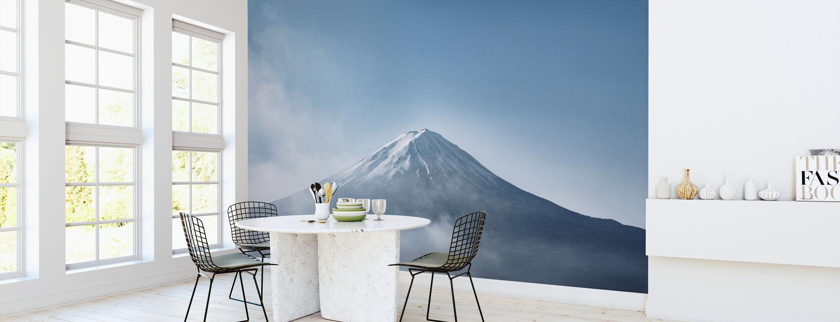Mount Fuji - Wallpaper - Kitchen