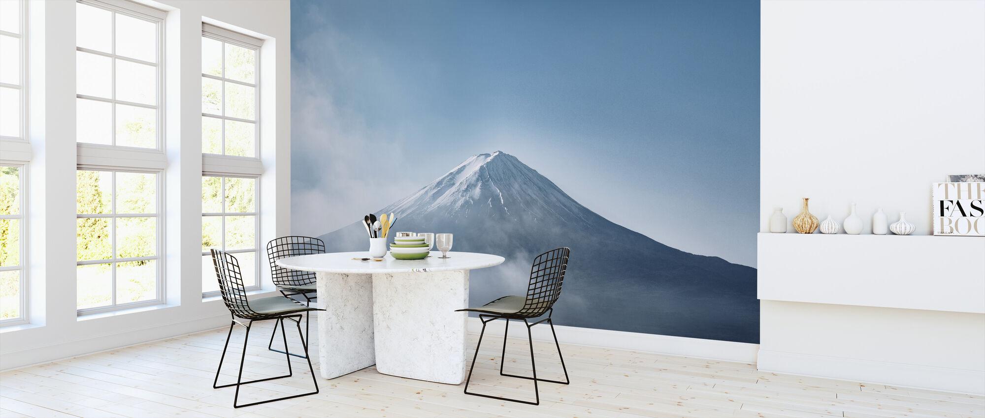 Mount Fuji - Tapet - Kök