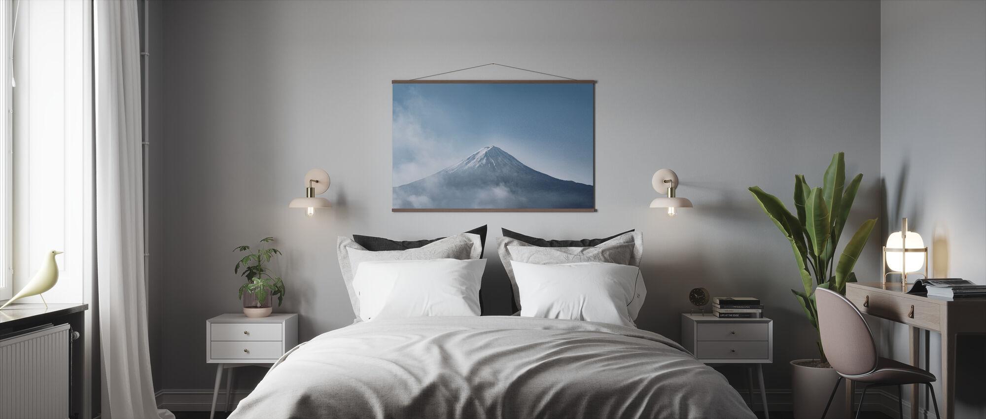 Mount Fuji - Poster - Bedroom