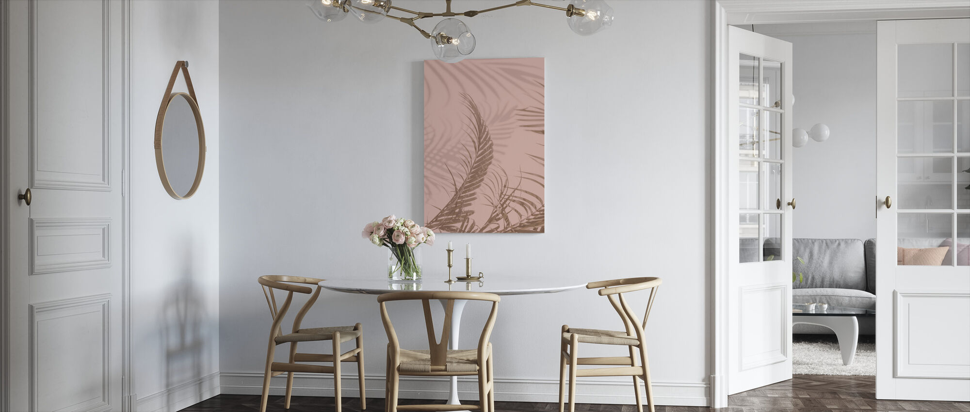 Guru II - Canvas print - Kitchen