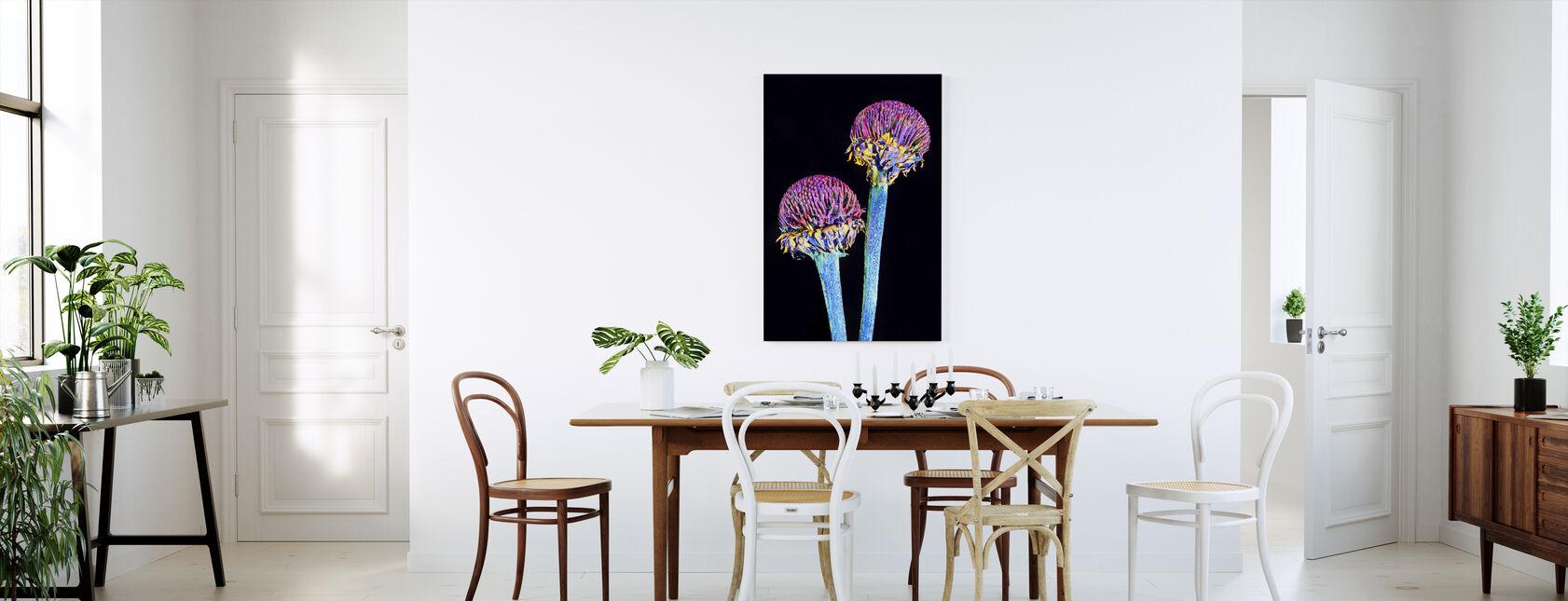 Neon IIII - Canvas print - Kitchen