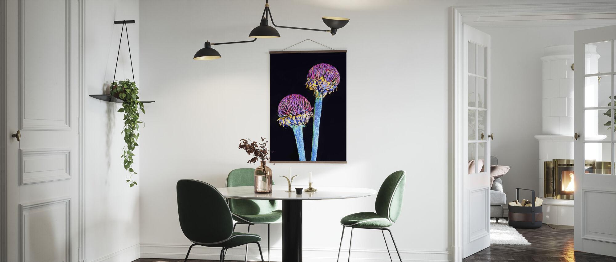 Neon IIII - Poster - Kitchen