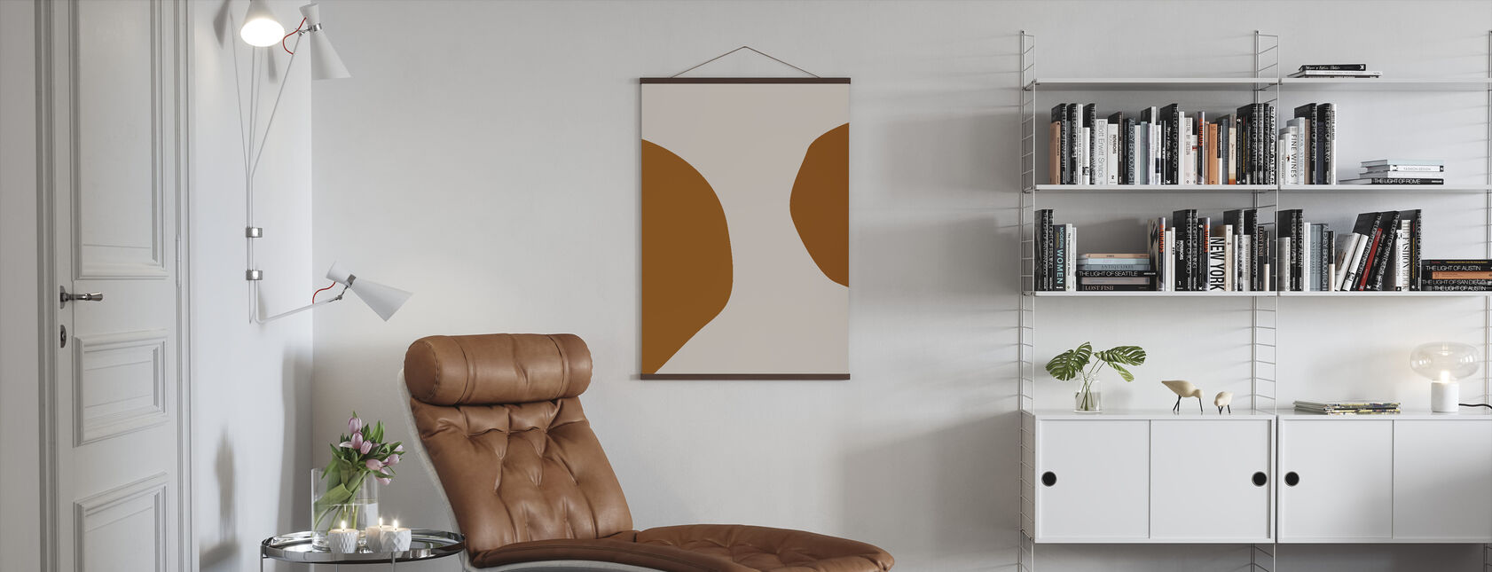Such Beauty - Poster - Living Room