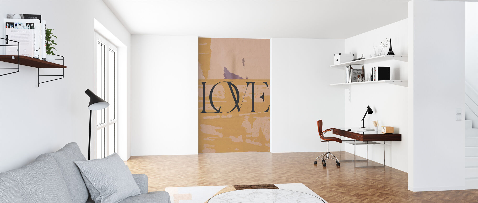 Old Love - Wallpaper - Office