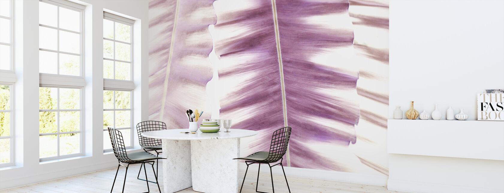 Pink Velvet - Wallpaper - Kitchen