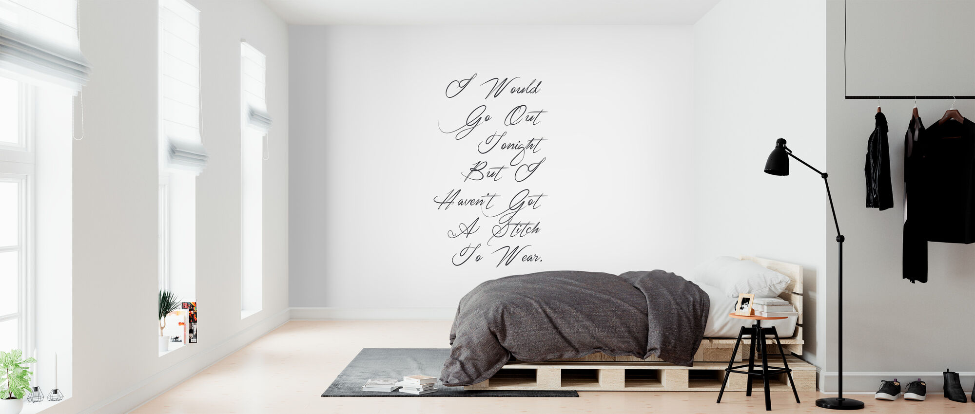 This Charming Man - Wallpaper - Bedroom