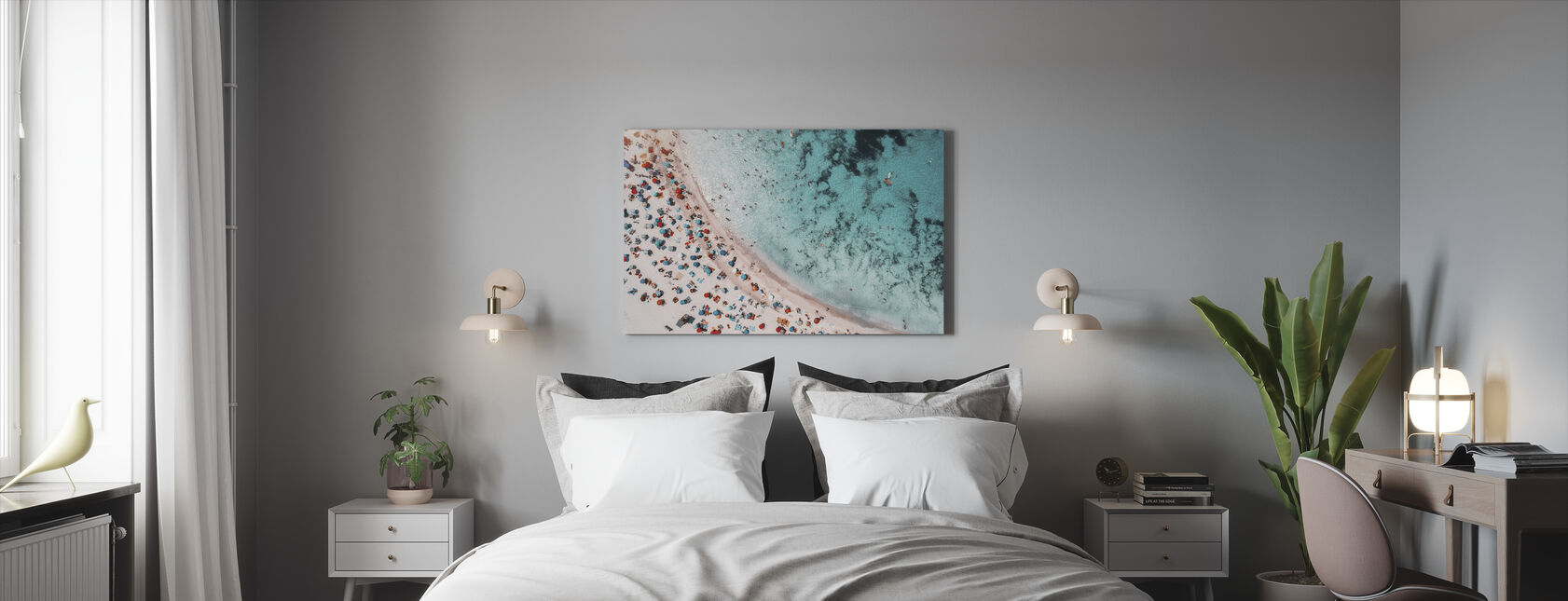 Coasting Along - Canvas print - Bedroom