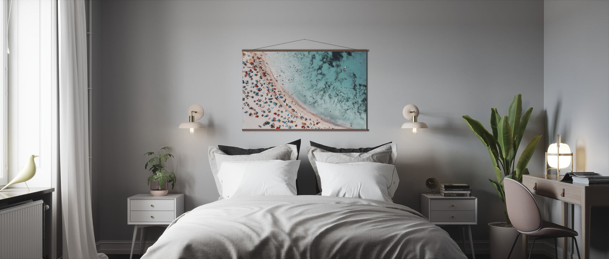 Coasting Along - Poster - Bedroom