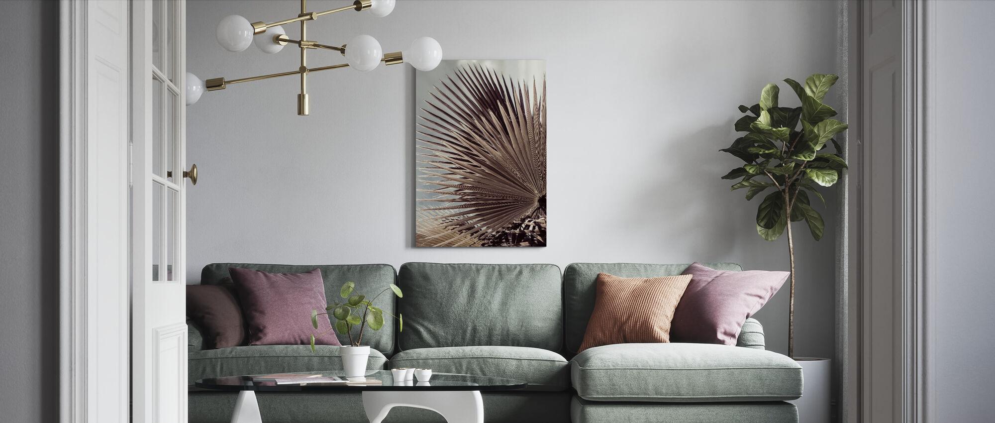 Gouden - Canvas print - Woonkamer