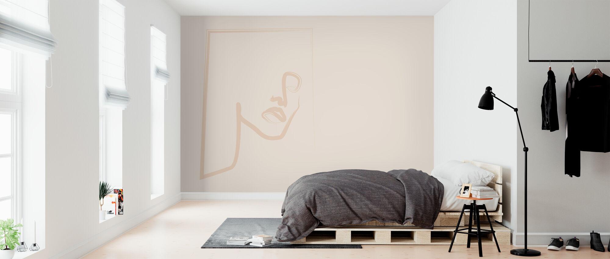 Allemaal van jou - Behang - Slaapkamer