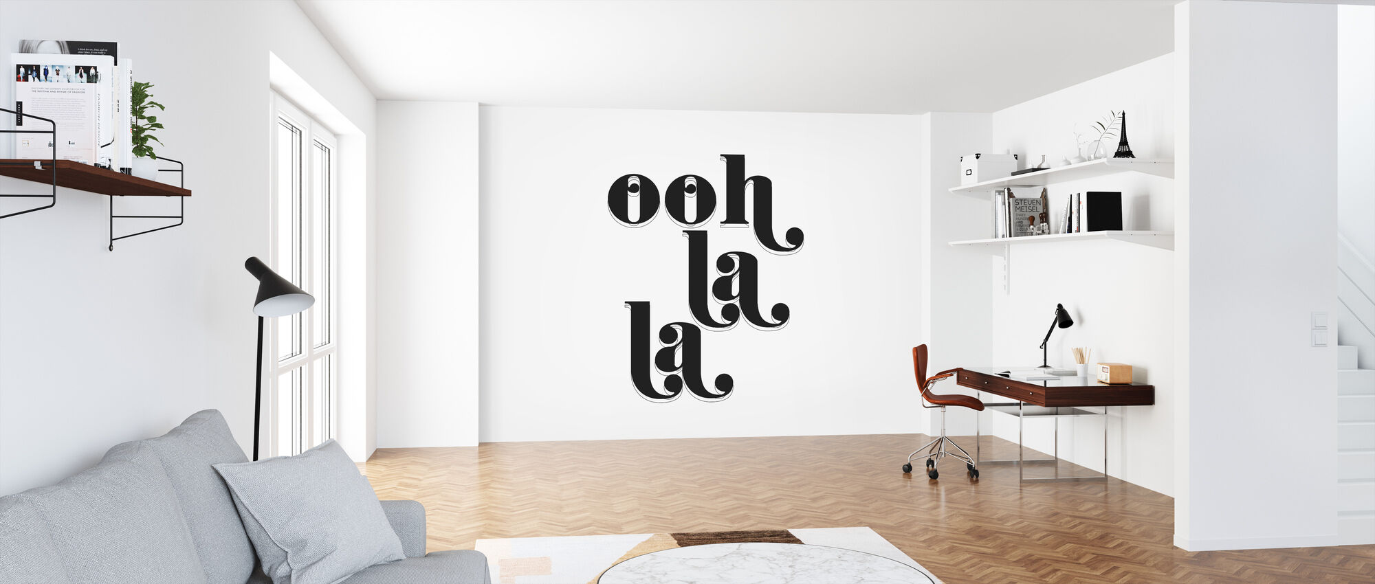 Ooh La La - Wallpaper - Office