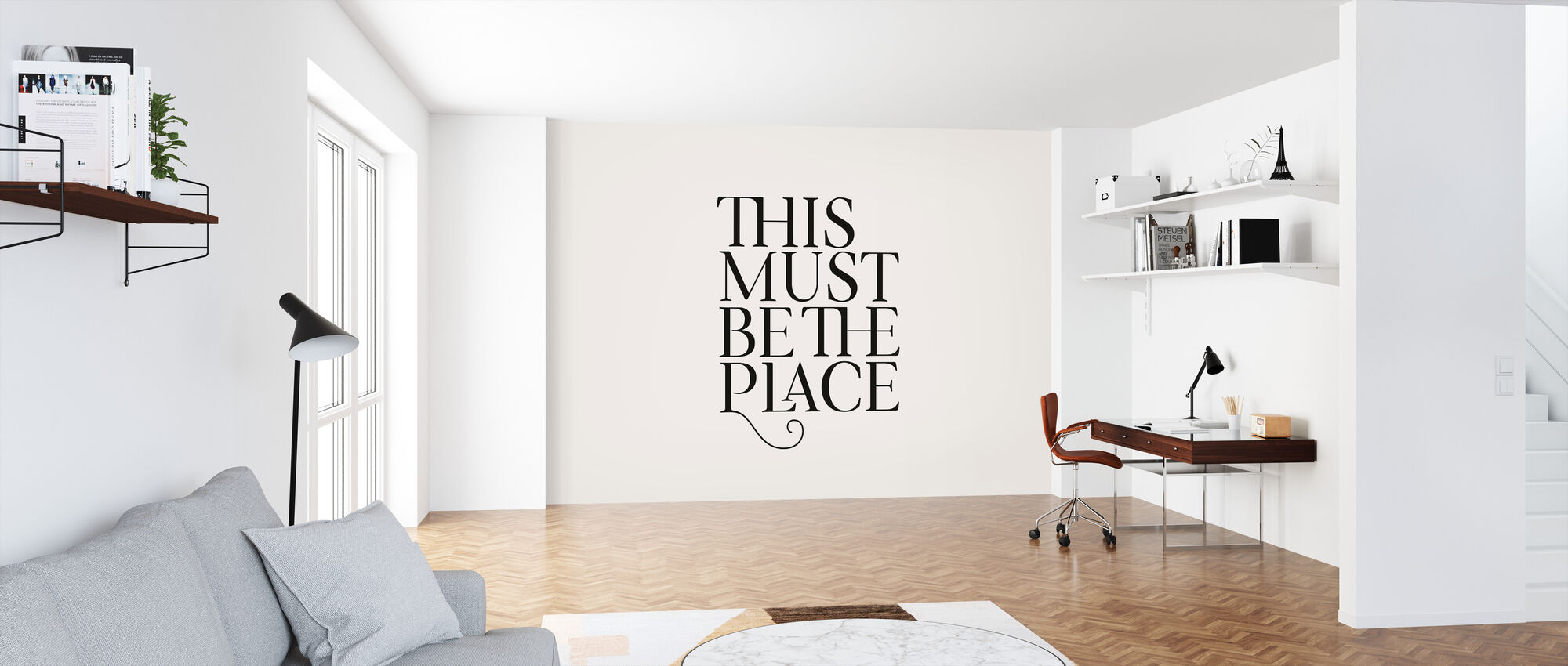 This Must Be the Place - Wallpaper - Office