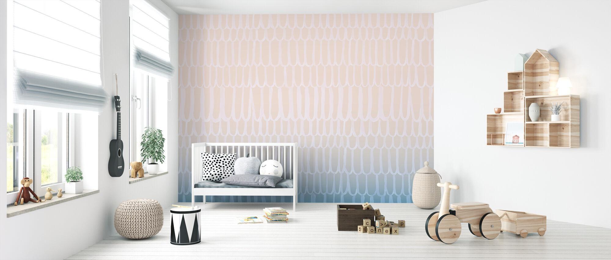 Morning Breasts - Wallpaper - Nursery