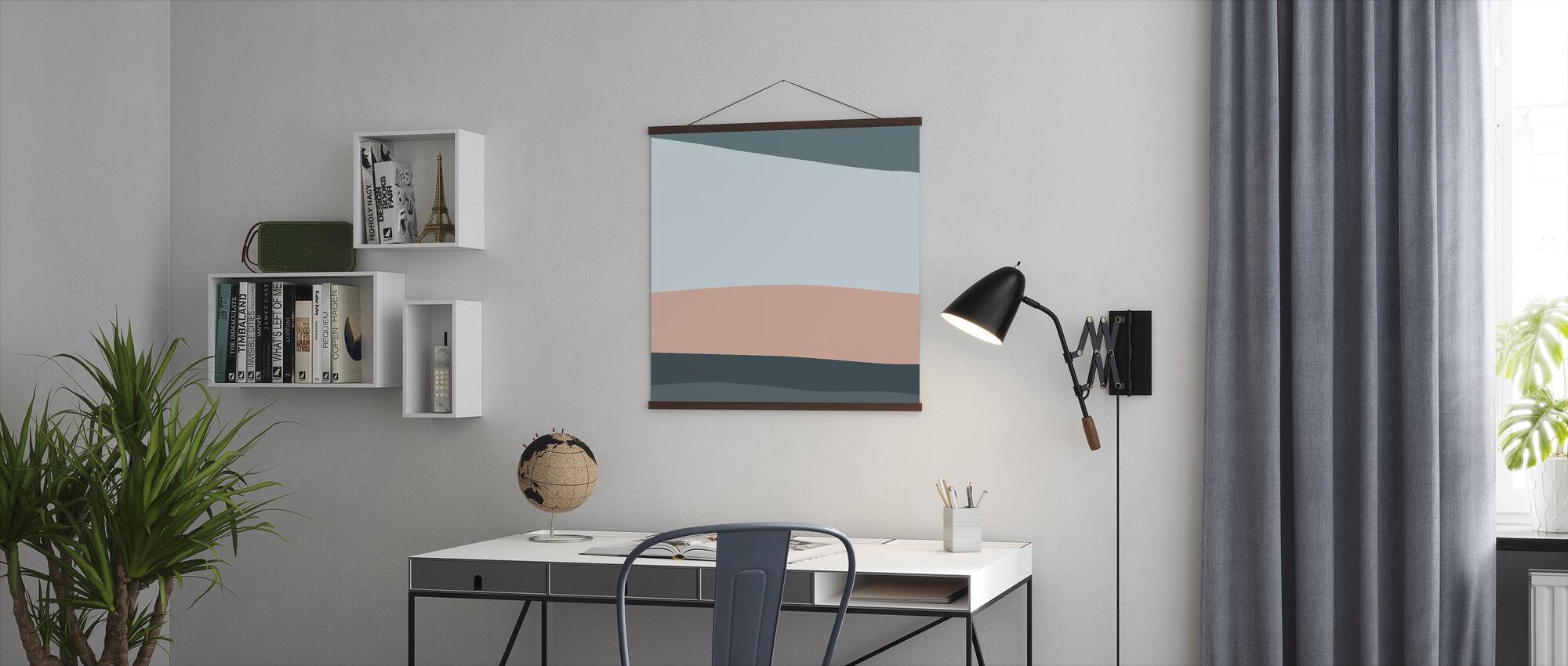 L2 Landscape II - Poster - Office