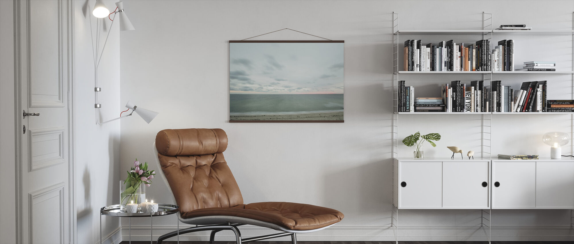 Marthas Vineyard Beach - Poster - Living Room
