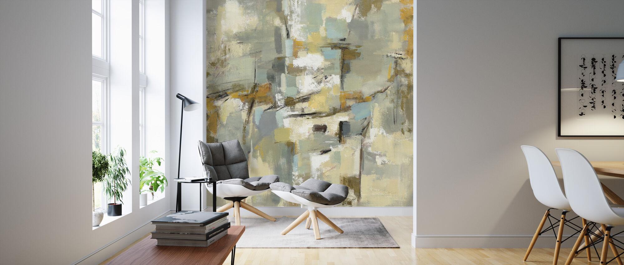 Old Port - Wallpaper - Living Room
