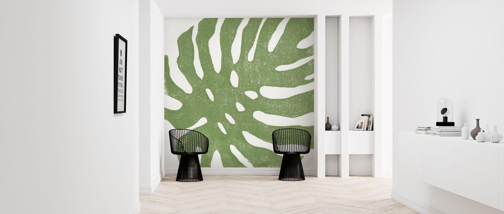 Tropical Treasures I - Wallpaper - Hallway